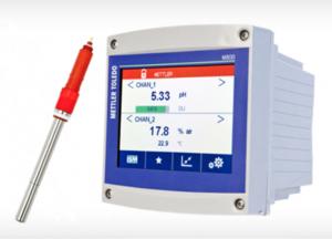 Mettler Toldeo- InPro 5000i CO2 Sensor
