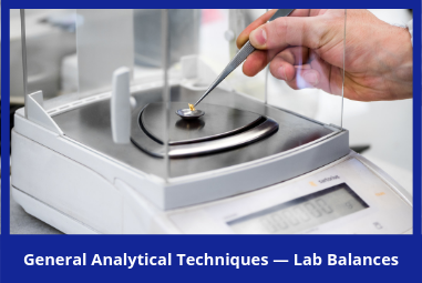General Analytical Techniques — Lab Balances Market Brief, 2018-2023